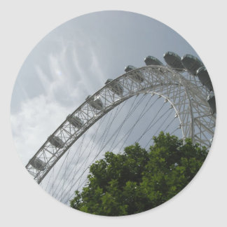 London Eye Sticker