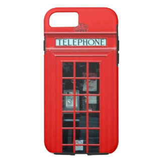 London Phone Booth iPhone 7 case