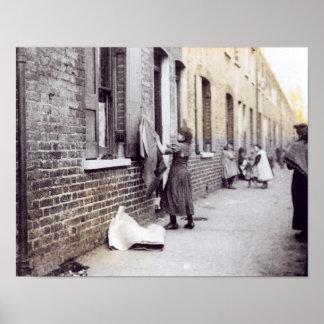 London Slums Poster
