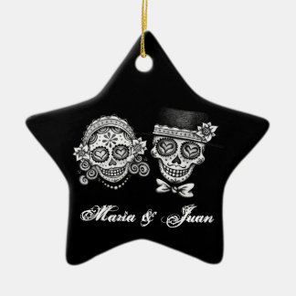Los  Novios Wedding Ornament