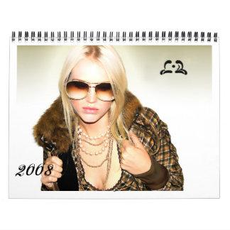 Lotti B 2008 calendar