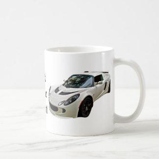Lotus Fast Little Beast Basic White Mug