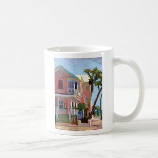 Louies Backyard mug