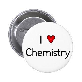 Love Chemistry Button