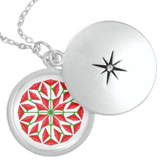Love Flower Design 268 Necklace