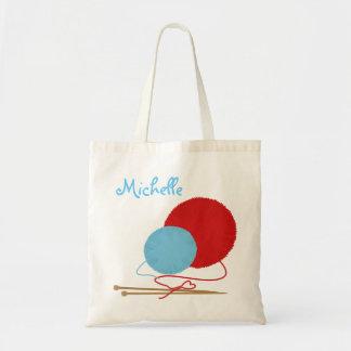 Love Knitting Bag