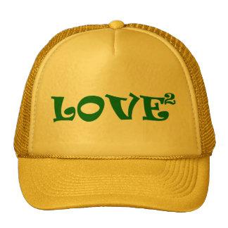 Love Squared in Green Cap