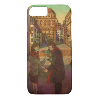 Love story: part 9. iPhone 7 case