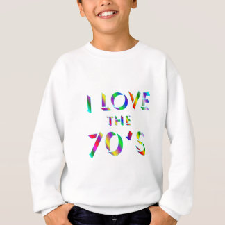 Love the 70's t-shirt
