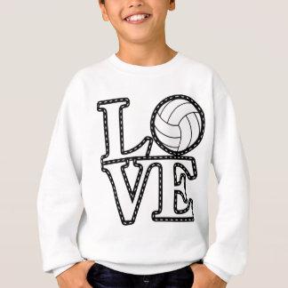 LOVE Volleyball T Shirt