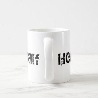 Lovers Coffee Cup Basic White Mug