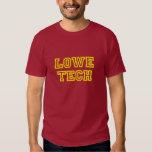 Lowe Tech T-shirts