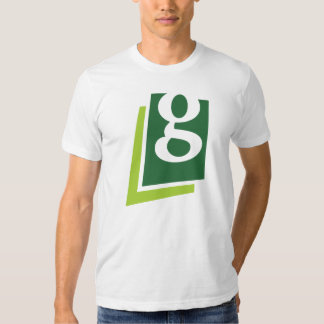 Lowercase G Mens T-Shirt