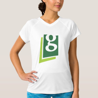 Lowercase G Womens Active Tee