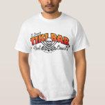 Lt. Dan's Tiki Bar & Pool Oasis Merchandise T-shirt