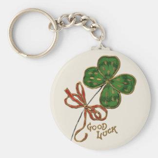 Luck O' the Irish St. Patrick's Day Keychain