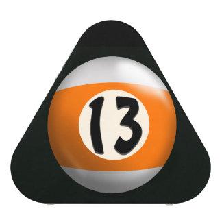 Lucky 13 Pool Ball
