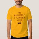 lumberjack t-shirt