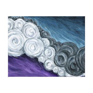 Lump Sum - Abstract Fine Art Canvas Prints