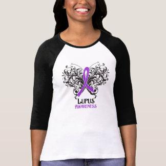 Lupus Awareness Butterfly Shirt