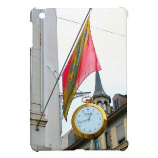 Luzern Giant pocket watch Cover For The iPad Mini