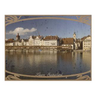 Luzern Postcard