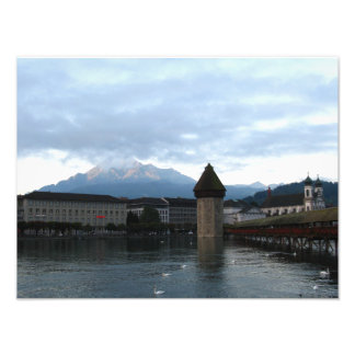 Luzern, Switzerland Photo Art