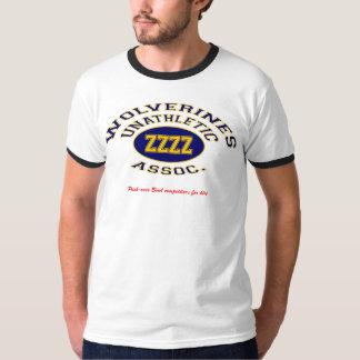 M Unathletic Assoc II, v2 Tshirts