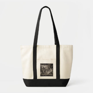 Macbeth, the Three Witches and Hecate in Act IV, S Impulse Tote Bag