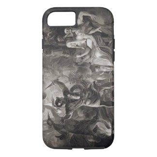 Macbeth, the Three Witches and Hecate in Act IV, S iPhone 7 Case