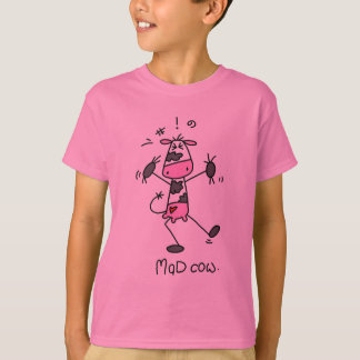 Mad Cow Tshirts and Gifts