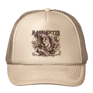 Mad Hatter Carnivale Style Cap