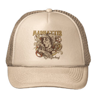 Mad Hatter Carnivale Style (Gold Version) Cap