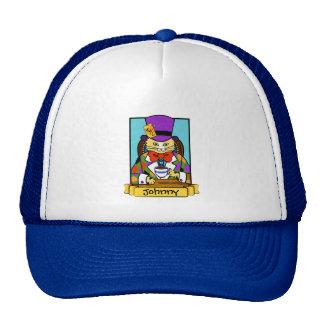 Mad hatter Cat Cap