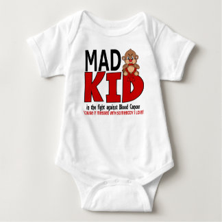 Mad Kid Blood Cancer T Shirt