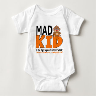 Mad Kid Kidney Cancer T Shirts