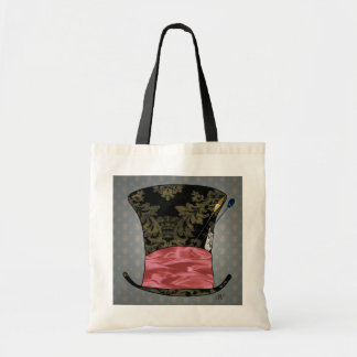 'Mad Victorian' Budget Tote Bag