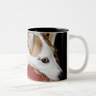 Made for Shiner Two-Tone Mug