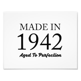 Made In 1942 Photo