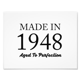 Made In 1948 Photo