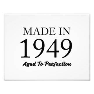 Made in 1949 photo