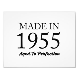 Made In 1955 Photograph