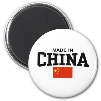 Made In China 6 Cm Round Magnet