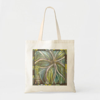 Madhatters Garden Budget Tote Bag