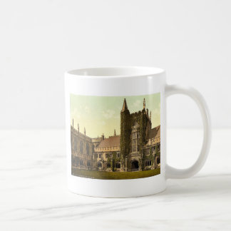 Magdalen College, Founder's Tower and Cloisters, O Basic White Mug