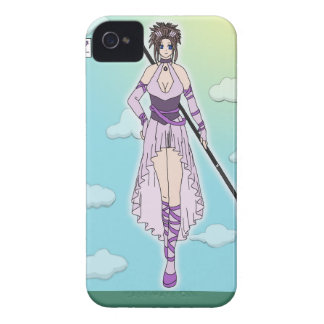 Magical Girl Saia Case-Mate iPhone 4 Case