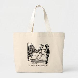 Magna Carta Cartoon 2639 Jumbo Tote Bag