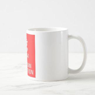 Maintain Seperation Mug