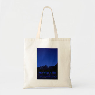 Majestic Bells - Only in Colorado Budget Tote Bag