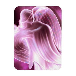 Majestic Pink Angel magnet